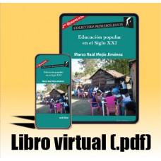 Libro virtual (.pdf) Educación popular en el siglo XXI