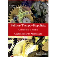 Política+Tiempo= Biopolítica. Complejizar la política