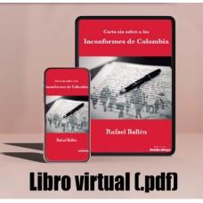 Libro virtual (.pdf) Carta sin sobre a los Inconformes de Colombia