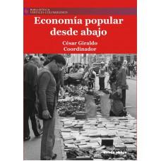 Economía popular desde abajo