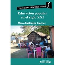 Educación popular en el siglo XXI
